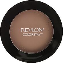 Fragrances, Perfumes, Cosmetics Long-Lasting Compact Powder - Revlon Colorstay Finishing Pressed Powder