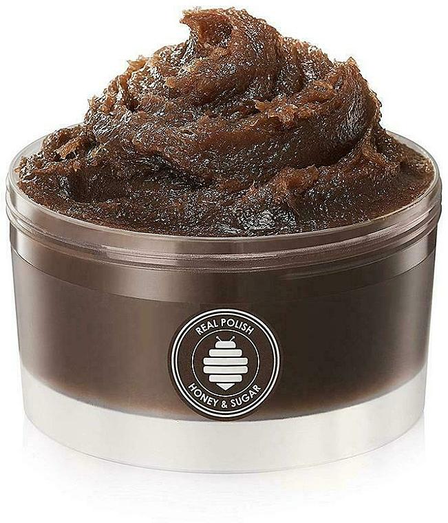 Face Scrub - Neogen Dermalogy Real Polish Honey & Sugar — photo N2