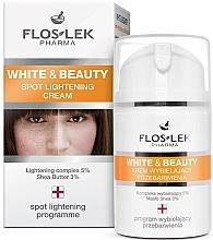 Fragrances, Perfumes, Cosmetics Age Spots Lightening Cream - Floslek White & Beauty Spot Lightening Cream