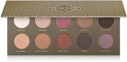 Fragrances, Perfumes, Cosmetics Eyeshadow Palette - Zoeva Cocoa Blend Palette