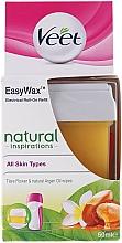 Fragrances, Perfumes, Cosmetics Wax Cartridge - Veet Easy Wax Natural Inspirations