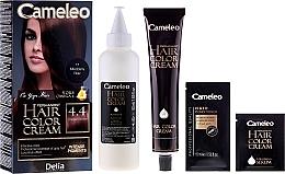 Fragrances, Perfumes, Cosmetics Argan Oil Hair Color - Delia Cameleo