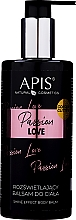 Fragrances, Perfumes, Cosmetics Brightening Body Balm - APIS Professional Passion Love Body Balm
