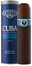 Fragrances, Perfumes, Cosmetics Cuba Shadow - Eau de Toilette