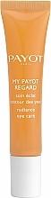 Fragrances, Perfumes, Cosmetics Eye Care Cream - Payot My Payot Regard Radiance Eye Care