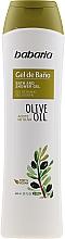 Fragrances, Perfumes, Cosmetics Shower & Bath Cream-Gel - Babaria Fragrances Bath Gel With Olive Oil