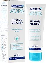 Fragrances, Perfumes, Cosmetics Moisturising Body Lotion - Novaclear Atopis Ultra Body Moisturizer