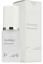 Fragrances, Perfumes, Cosmetics Face Serum - ForLLe'd Hyalogy BW Concentrate