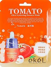 Fragrances, Perfumes, Cosmetics Timato Sheet Mask - Ekel Tomato Ultra Hydrating Mask