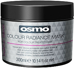 Fragrances, Perfumes, Cosmetics Color-Treated Hair Mask - Osmo Colour Save Colour Radiance Mask