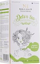 Fragrances, Perfumes, Cosmetics Slimming Tea - Noble Health Slim Line Detox Tea