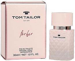 Fragrances, Perfumes, Cosmetics Tom Tailor For Her - Eau de Toilette