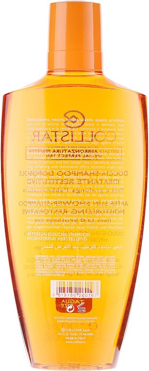 After Sun Repair Shampoo - Collistar Dopo-Sole Doccia-Shampoo Idratante Restitutivo — photo N2