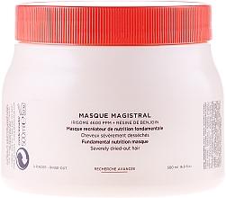 Fragrances, Perfumes, Cosmetics Very Dry Hair Mask - Kerastase Nutritive Masque Magistral
