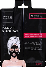 Fragrances, Perfumes, Cosmetics Black Peel-Off Face Mask - Gabriella Salvete Black Peel-Off Mask