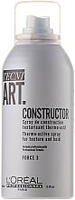 Fragrances, Perfumes, Cosmetics Texturizing Thermo Spray - L'Oreal Professionnel Tecni.art Constructor Thermo-Active Spray
