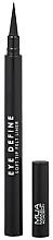 Fragrances, Perfumes, Cosmetics Eyeliner - MUA Eye Define Soft Tip Felt Liner