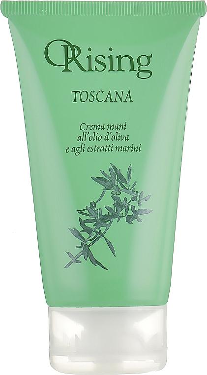Moisturizing Hand Cream - Orising Toscana Hand Cream — photo N1