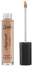 Fragrances, Perfumes, Cosmetics Liquid Face Concealer - Sleek Lifeproof Concealer