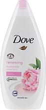 Fragrances, Perfumes, Cosmetics Shower Cream-Gel - Dove Renewing Shower Gel