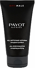 Fragrances, Perfumes, Cosmetics Shower Gel & Shampoo - Payot Optimale Homme Gel Nettoyage Integral