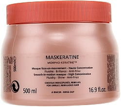 Fragrances, Perfumes, Cosmetics Smoothing Unruly Hair Mask - Kerastase Discipline Fondant Fludealiste Smooth-in-Motion Care