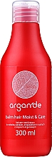 Fragrances, Perfumes, Cosmetics Hair Balm - Stapiz Argan'de Moist & Care Balm