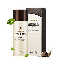 Fragrances, Perfumes, Cosmetics Face Tonic - Secret Key Snail + EGF Repairing Toner