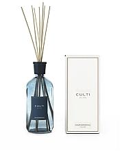 Fragrances, Perfumes, Cosmetics Reed Diffuser - Culti Milano Colours Blue Mareminerale
