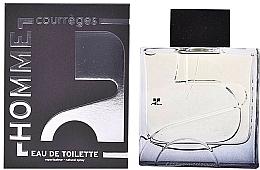 Fragrances, Perfumes, Cosmetics Courreges Homme - Eau de Toilette