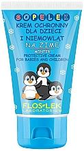 Fragrances, Perfumes, Cosmetics Kids & Babies Protective Winter Cream - Floslek Sopelek Winter Protective Cream