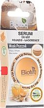 Fragrances, Perfumes, Cosmetics Smoothing Lip Balm - Bioteq Bio Lip Serum Smoothing