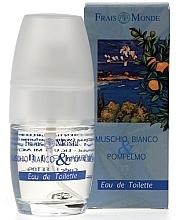Fragrances, Perfumes, Cosmetics Frais Monde White Musk And Grapefruit - Eau de Toilette