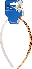 Fragrances, Perfumes, Cosmetics Thin Hair Band 27536, leopard - Top Choice