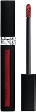 Fragrances, Perfumes, Cosmetics Liquid Lipstick - Dior Rouge Dior Liquid Stain