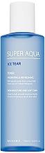Fragrances, Perfumes, Cosmetics Moisturizing Face Tonic - Missha Super Aqua Ice Tear Toner