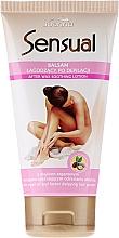 Fragrances, Perfumes, Cosmetics After Depilation Balm - Joanna Sensual Balzam