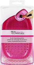 Fragrances, Perfumes, Cosmetics Brush Cleansing Palette - Real Techniques Brush Cleansing Palette