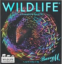 Fragrances, Perfumes, Cosmetics Eyeshadow Palette - Barry M Cosmetics Wildlife Eyeshadow Palette Pangolin
