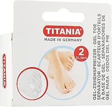Fragrances, Perfumes, Cosmetics Gel Toe Separator - Titania