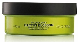 Body Cream Butter - The Body Shop Cactus Blossom Body Butter — photo N3