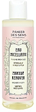 Fragrances, Perfumes, Cosmetics Micellar Water - Panier des Sens Radiant Peony Skin Makeup Remover