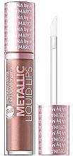 Fragrances, Perfumes, Cosmetics Liquid Lipstick - Bell Hypo Metallic Liquid Lips