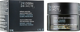 Fragrances, Perfumes, Cosmetics Multi-Correction Age-Recovery Cream with Peptides and Global Protective Complex - Academie Derm Acte Multi-Correction Age Recovery Cream