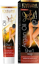 Fragrances, Perfumes, Cosmetics Hair Removal Cream 9in1 - Eveline Cosmetics Argan Oil