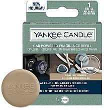 Fragrances, Perfumes, Cosmetics Car Air Freshener (refill) - Yankee Candle Car Powered Fragrance Refill Seaside Woods