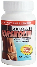 """Fragrances, Perfumes, Cosmetics Dietary Supplement """"Forskolin"""" - Absolute Nutrition Absolute Forskolin Capsules"""