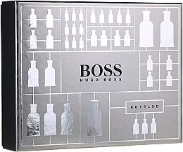 Fragrances, Perfumes, Cosmetics Hugo Boss Boss Bottled - Set (edt/100ml + deo/150ml + sh/gel/100ml)