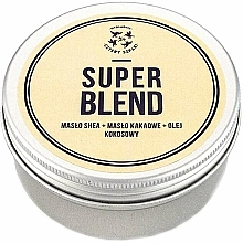 Fragrances, Perfumes, Cosmetics Body Butter Super Blend - Cztery Szpaki