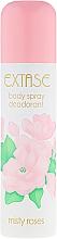 Fragrances, Perfumes, Cosmetics Deodorant - Extase Misty Roses Deodorant